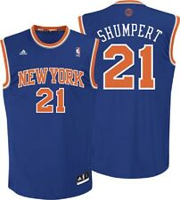 NBA Iman Shumpert New York Knicks Maglia canotta da basket