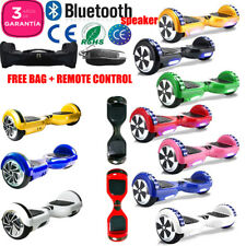 6,5inch Bluetooth Hoverboard 2 Ruedas Scooter Patinete Electrico Patin con Bolso