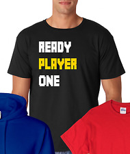 Ready Player One T-Shirt or Hoodie - Multiple Colours