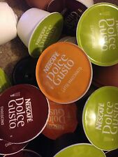 Dolce Gusto 16 Pods/Capsules (2 blends)-BUY 48 PODS AND GET FREE DELIVERY