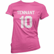 Tennant 10 - Mujer / Camiseta Mujer - DAVID - Doctor - TV-11 Colores