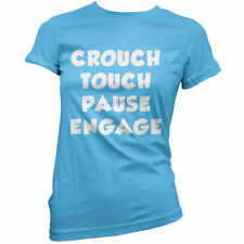 accroupi Tactile Pause ENGAGE - FEMMES / T-shirt / Rugby Union - 11 couleurs