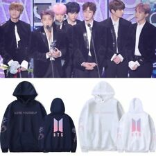KPOP BTS Bangtan Boys Love Yourself Sweatshirt Hoodie SUGA J-HOPE JIMIN JIN Tops