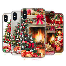 OFFICIAL THE MACNEIL STUDIO CHRISTMAS TREE SOFT GEL CASE FOR APPLE iPHONE PHONES