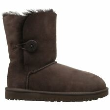 Ugg Australia Bailey Button ll Chocolat Womens Boots