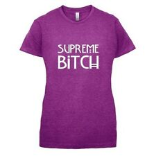 Supreme Bitch - Mujer / Camiseta Mujer - Freaks/TV / Tate - 14 Colores