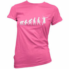 EVOLUTION OF MAN Bádminton Mujer / Camiseta Mujer / Top - Ropa 11 Colores