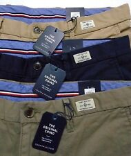 Tommy Hilfiger Men's Chino-Denton Straight Fit (Slim) Trouser RRP£120; Save£82