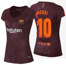 NIKE LIONEL MESSI FC BARCELONA WOMEN'S THIRD JERSEY 2017/18.