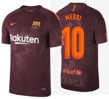 NIKE LIONEL MESSI FC BARCELONA THIRD JERSEY 2017/18.
