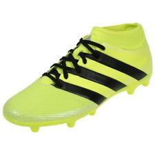 Chaussures football moulées Adidas Ace 16.3 primemesh $ Jaune 32792 - Neuf