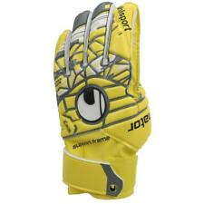 Gants gardien  football Uhlsport Eliminator soft jrbarette Jaune 39270 - Neuf