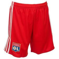 Short de football Adidas Ol short jr 17/18 away Bleu 74758 - Neuf