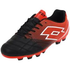 Chaussures football moulées Lotto Spider 700xiii foot jr Rouge 39043 - Neuf