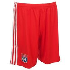 Short de football Adidas Ol short h 17/18 away Rouge 74754 - Neuf