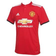 Maillot de football Adidas Manchester  h 17/18 home Rouge 74698 - Neuf