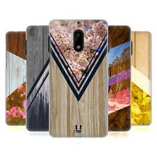 HEAD CASE DESIGNS NATURE WOOD PRINTS HARD BACK CASE FOR NOKIA PHONES 1