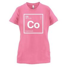 COLIN PERIÓDICO Element - Mujer / Camiseta Mujer GEEK - 14 Colores