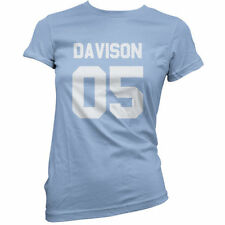 Davison 05 - Mujer / Camiseta Mujer - Doctor - TV - Peter - 11 Colores