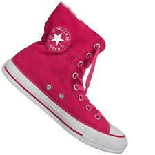 476fa42d693a Converse all Star Chuck Taylor Ct Clr Scrunch Hi Pink Winter Shoes Padded