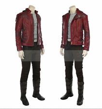 Full Set Guardians of the Galaxy Vol 2 Peter Jason Quill Star lord Suit Costume