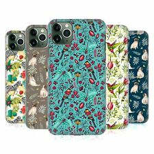 OFFICIAL JULIA BADEEVA  ANIMAL PATTERNS HARD BACK CASE FOR APPLE iPHONE PHONES