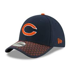 NEW ERA 39THIRTY FITTED CAP. ON FIELD NFL SIDELINE CHICAGO BEARS