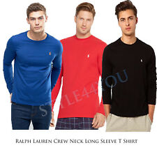 Polo Ralph Lauren Long Sleeve Crew Neck T Shirts