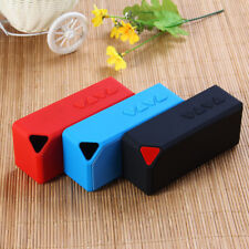 Cube X3 Wireless Mini Bluetooth Speaker with FM MIC for Mobile-phone TF Card