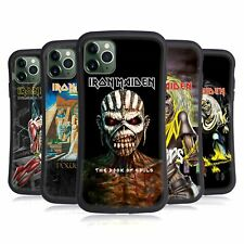 OFFICIAL IRON MAIDEN ALBUM COVERS HYBRID CASE FOR APPLE iPHONES PHONES