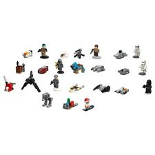 Lego Star Wars Advent Calendar Minifigures + Builds Split from 75184 Party Bags