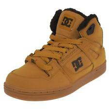 Chaussures mid mi montantes Dc shoes Rebound wnt high wheat Marron 75488 - Neuf