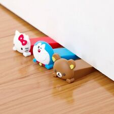 Kawaii Japan Anime Harajuku Cat Rabbit Monster Robot Kitty Door Stopper Puerta