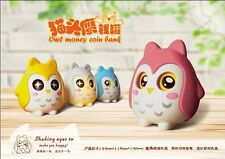 Kawaii Japan Anime Harajuku Cute Owl Buho Coinc Bank Piggy Hucha Savings Ahorros