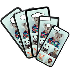 Animales Vestidos Carcasas de Moviles Fundas Movil Iphone Samsung Huawei Lg