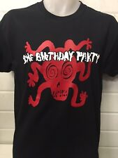 BIRTHDAY PARTY PRAYERS ON FIRE T SHIRT nick cave einsturzende neubauten x-mal
