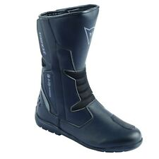 Stivali In Pelle D-Wp impermeabile Dainese Tempest Lady Nero/Carbon