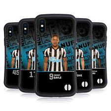 NEWCASTLE UNITED FC 2017/18 FIRST TEAM 1 CASE IBRIDA PER APPLE iPHONES TELEFONI