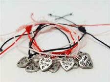 Team Bride Tribe Wish String Bracelet Wedding Favors Favours Hen Party Gifts Hea