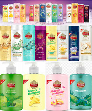 Selection of Imperial leather bath cream, shower gels and hand wash all products
