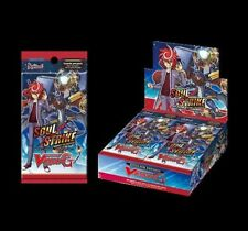 CardFight Vanguard Soul Strike contre the Supreme G-BT04 - 4 cartes coffrets de