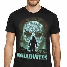 Rob Zombie Halloween Vintage Face T Shirt Size:S - NEW & OFFICIAL