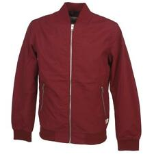 Blouson Jack and jones New pacific bdx bomber Rouge 44146 - Neuf