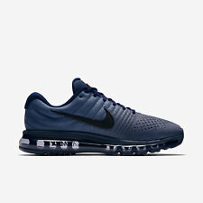 Nike Air Max 2017 Men's Trainers Blue RRP £140 NEW - *WIN A FREE NIKE BAG*