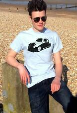 Uber Cool Classico VW BEETLE Chilled Out Retrò Estate LADYBUG T-Shirt Uomo