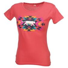 Tee shirt manches courtes Airness Gassty corail Rose 39416 - Neuf
