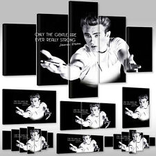 FOTO EN LIENZO CANVAS Imprimir Mural bastidor hollywood actor JAMES DEAN