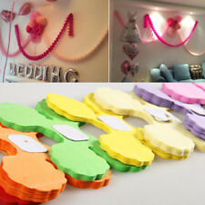 3m Wedding Hanging Paper Garland Pull Flowers Birthday Party Home Decoration