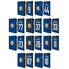 INTER MILAN 2017/18 PLAYERS HOME KIT 1 COVER A PORTAFOGLIO PER SAMSUNG TABLETS
