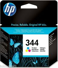 HP N 344 COLORE ORIGINALE OEM CARTUCCIA A GETTO DI INCHIOSTRO C9363EE DESKJET
